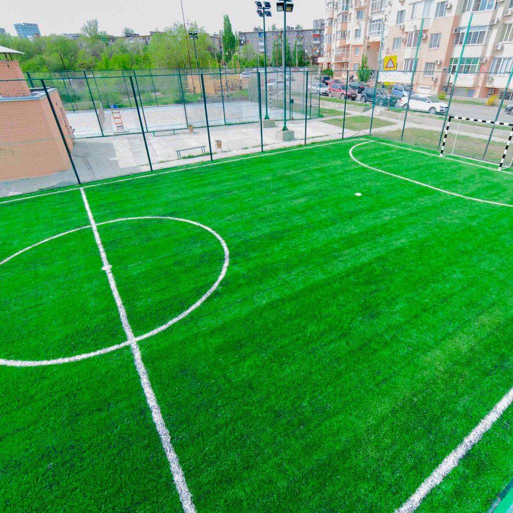 трава для футбольных полей со склада
