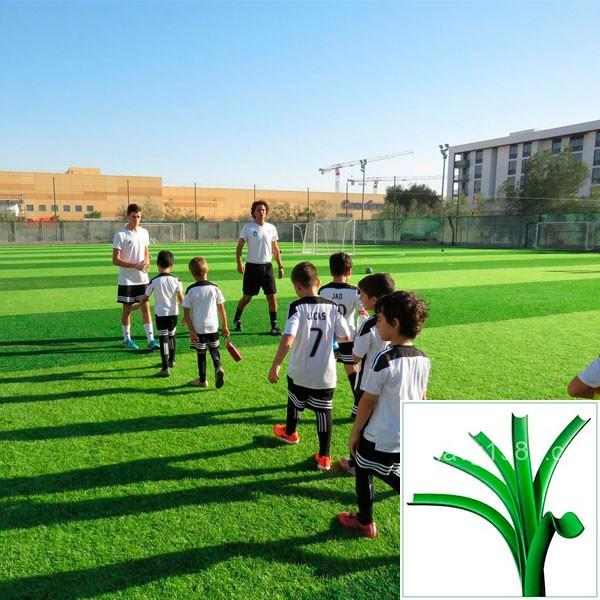 искусственная трава для футбола, модель: А40 4 16 2D 11000