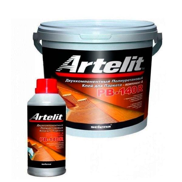 Клей двухкомпонентный полиуретановый «Artelit» (Испания)